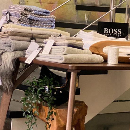 Colección textil Hugo Boss Santo Domingo